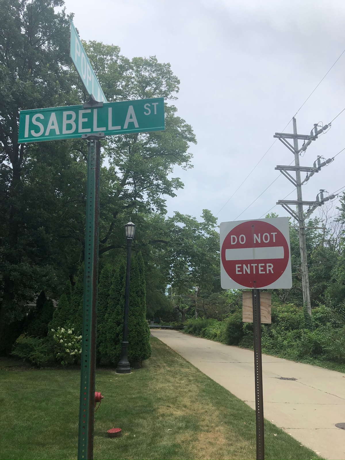 Where to bike when the trail ends? Evanston Transit Alliance is striving to extend GB Trail. Join us?