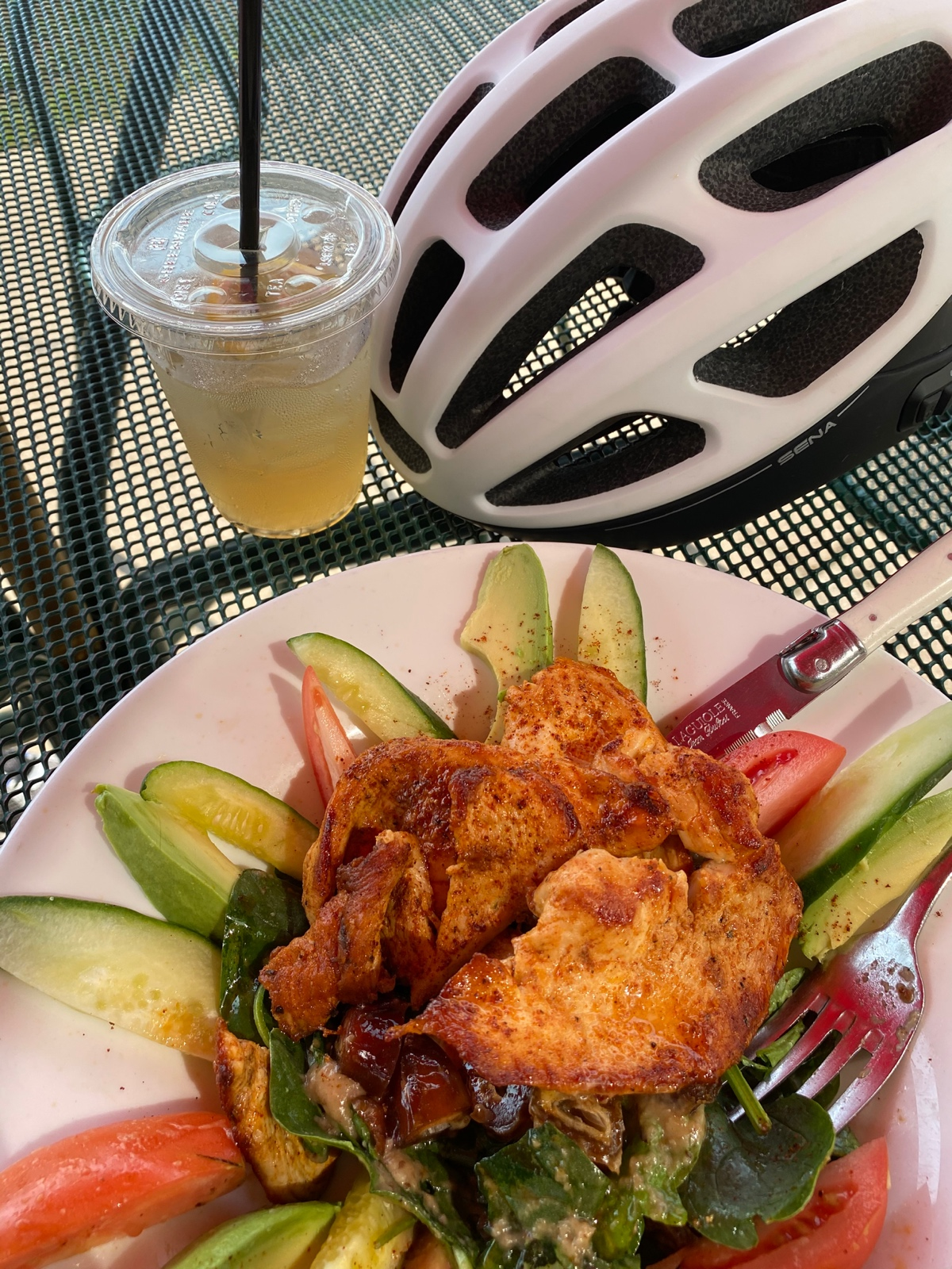 Fuel is a marvelous farm to table restaurant just steps from the Wilmette trail.