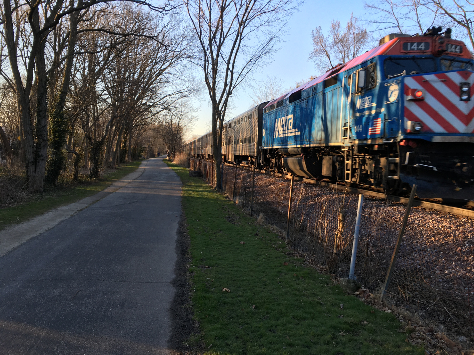 Train Not Taken during Pandemic